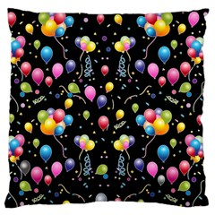 Balloons   Standard Flano Cushion Case (one Side) by Valentinaart