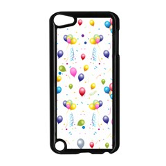 Balloons   Apple Ipod Touch 5 Case (black) by Valentinaart