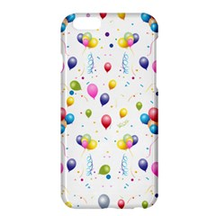 Balloons   Apple Iphone 6 Plus/6s Plus Hardshell Case by Valentinaart