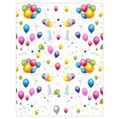 Balloons   Drawstring Bag (large) by Valentinaart