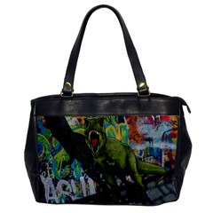 Urban T Rex Office Handbags by Valentinaart