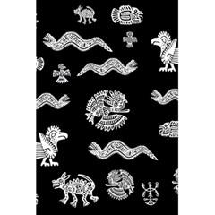 Aztecs Pattern 5 5  X 8 5  Notebooks by Valentinaart