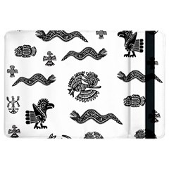 Aztecs Pattern Ipad Air 2 Flip by Valentinaart