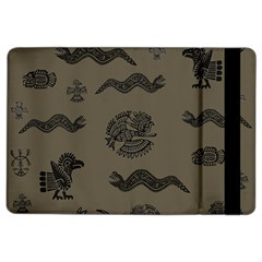 Aztecs Pattern Ipad Air 2 Flip by Valentinaart