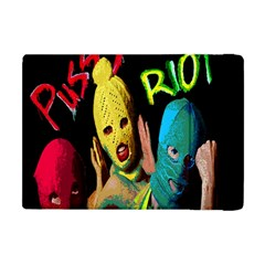 Pussy Riot Apple Ipad Mini Flip Case by Valentinaart