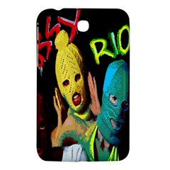 Pussy Riot Samsung Galaxy Tab 3 (7 ) P3200 Hardshell Case  by Valentinaart