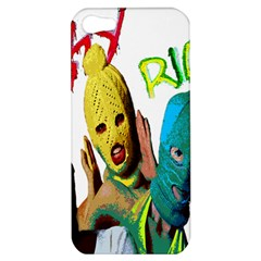 Pussy Riot Apple Iphone 5 Hardshell Case by Valentinaart