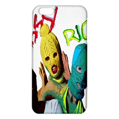 Pussy Riot Iphone 6 Plus/6s Plus Tpu Case by Valentinaart