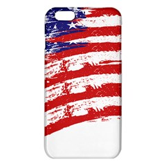 American Flag Iphone 6 Plus/6s Plus Tpu Case by Valentinaart