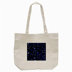 Space Pattern Tote Bag (cream) by ValentinaDesign