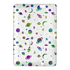Space pattern Kindle Fire HDX 8.9  Hardshell Case by ValentinaDesign