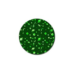 Space Pattern Golf Ball Marker by ValentinaDesign