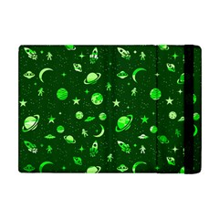Space Pattern Apple Ipad Mini Flip Case by ValentinaDesign