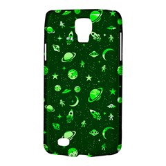 Space Pattern Galaxy S4 Active by ValentinaDesign