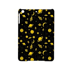 Space Pattern Ipad Mini 2 Hardshell Cases by ValentinaDesign