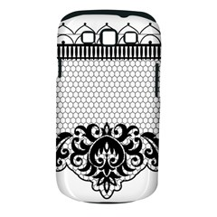 Transparent Lace Decoration Samsung Galaxy S Iii Classic Hardshell Case (pc+silicone)