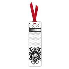 Transparent Lace Decoration Small Book Marks by Nexatart