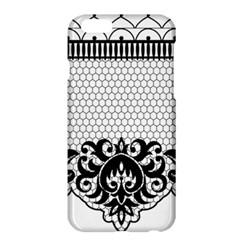 Transparent Lace Decoration Apple Iphone 6 Plus/6s Plus Hardshell Case