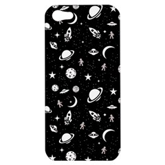 Space Pattern Apple Iphone 5 Hardshell Case by ValentinaDesign