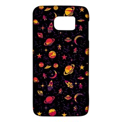 Space Pattern Galaxy S6 by ValentinaDesign