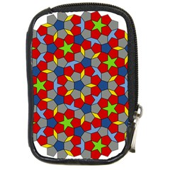 Penrose Tiling Compact Camera Cases by Nexatart