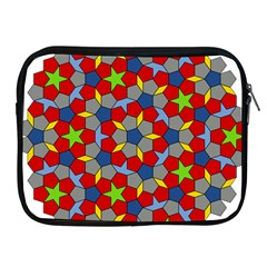 Penrose Tiling Apple Ipad 2/3/4 Zipper Cases by Nexatart
