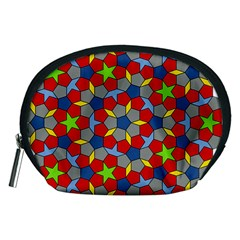 Penrose Tiling Accessory Pouches (medium)