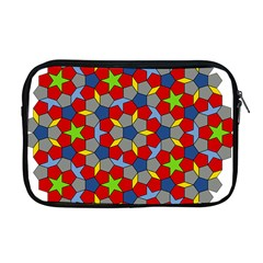 Penrose Tiling Apple Macbook Pro 17  Zipper Case by Nexatart