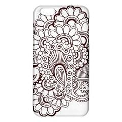Henna Line Art Clipart Iphone 6 Plus/6s Plus Tpu Case
