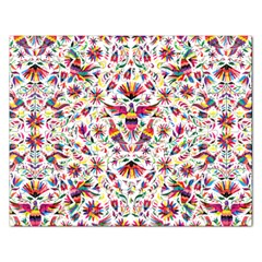 Otomi Vector Patterns On Behance Rectangular Jigsaw Puzzl