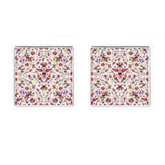 Otomi Vector Patterns On Behance Cufflinks (square)