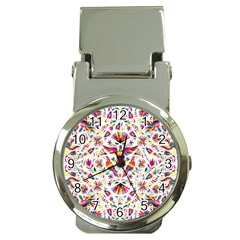 Otomi Vector Patterns On Behance Money Clip Watches by Nexatart
