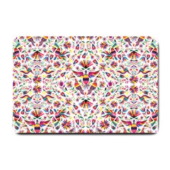 Otomi Vector Patterns On Behance Small Doormat