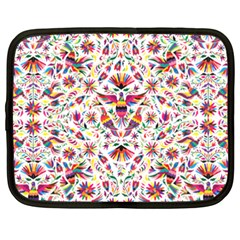 Otomi Vector Patterns On Behance Netbook Case (xxl)