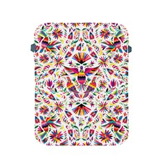 Otomi Vector Patterns On Behance Apple Ipad 2/3/4 Protective Soft Cases by Nexatart