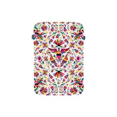 Otomi Vector Patterns On Behance Apple Ipad Mini Protective Soft Cases by Nexatart