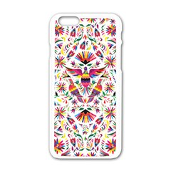 Otomi Vector Patterns On Behance Apple Iphone 6/6s White Enamel Case