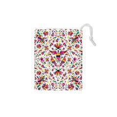 Otomi Vector Patterns On Behance Drawstring Pouches (xs)
