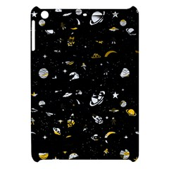Space Pattern Apple Ipad Mini Hardshell Case by ValentinaDesign