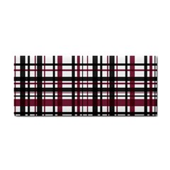 Plaid Pattern Cosmetic Storage Cases by ValentinaDesign