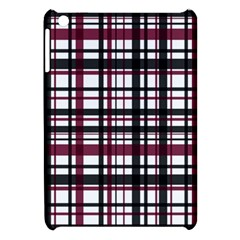 Plaid Pattern Apple Ipad Mini Hardshell Case by ValentinaDesign