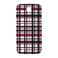 Plaid Pattern Samsung Galaxy S4 I9500/i9505  Hardshell Back Case by ValentinaDesign