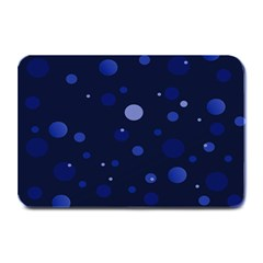 Decorative Dots Pattern Plate Mats by ValentinaDesign