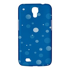 Decorative Dots Pattern Samsung Galaxy Mega 6 3  I9200 Hardshell Case by ValentinaDesign
