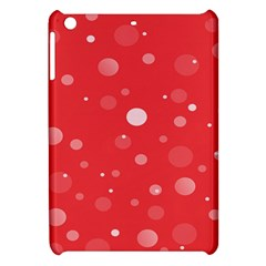 Decorative Dots Pattern Apple Ipad Mini Hardshell Case by ValentinaDesign