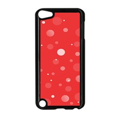 Decorative Dots Pattern Apple Ipod Touch 5 Case (black) by ValentinaDesign