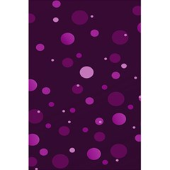Decorative Dots Pattern 5 5  X 8 5  Notebooks