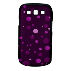 Decorative Dots Pattern Samsung Galaxy S Iii Classic Hardshell Case (pc+silicone) by ValentinaDesign
