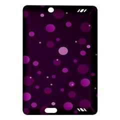 Decorative Dots Pattern Amazon Kindle Fire Hd (2013) Hardshell Case by ValentinaDesign