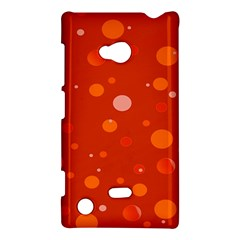 Decorative Dots Pattern Nokia Lumia 720 by ValentinaDesign